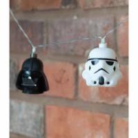 FIZZ CREATIONS - Star Wars Stormotrooper & 38 lumières de décoration Darth Vader