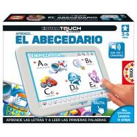 EDUCA BORRAS - Educa BorrAs Touch Junior apprendre El Abecedario 29-15435 - Tablette pour apprendre l'alphabet