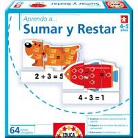 EDUCA BORRAS - apprendre a sumar y restar apprendre à compter en ESPAGNOL