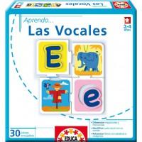 EDUCA BORRAS - apprendre las vocales APPRENDRE LES SONS POUR LA LECTURE EN ESPAGNOL