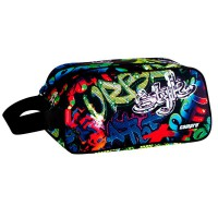 PERONA - Shoe sac CMP Freestyle Cartable, 34 cm, Multicolore (Multicolore)