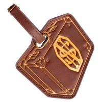 BIOWORLD - Les Animaux fantastiques Newt Suitcase Étiquette de bagage