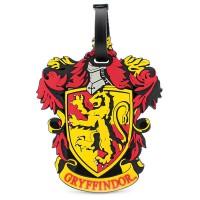 CINEREPLICAS - Cinereplicas Harry Potter Gryffondor Voyage Suitcase ID étiquette étiquette de Bagage, sac et Valise