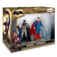SCHLEICH - DC Comics Batman vs Superman chiffres