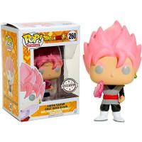 FUNKO - Figurine Funko POP Rose Dragonballon Z Super Saiyan Goku Exclusive