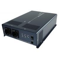 HQ pure sine inverter 24 - 230 V 2000 W schuko