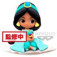 BANPRESTO - Banpresto - Figurine Disney - Jasmine Milky Color Q Posket Characters Sugirly 10cm - 3296580826872