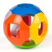 CB TOYS - BC Footwear CB Boule hochet bébé 11cm Multicolore (43515)