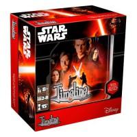 DISNEY - Asmodee Editions–Jeu de Cartes Timeline?: Star Wars I-II-III (ade0tim07es)