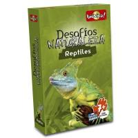 BIOVIVA - Asmodée–desafios de la nature?: Reptiles, Jeu éducatif (308)