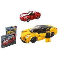 AUSINI - Course automobile de construction assortis de voiture