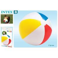 INTEX - Intex - 59020NP - Jeu de Plein Air - Ballon Tranche - 51 cm