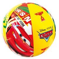 INTEX - Intex 07778 Cars Ballon Rouge Diamètre 61 cm