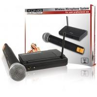 König système microphone sans fil 1 canal
