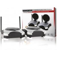 König transmetteur audio/vidéo sans fil 5.8 GHz