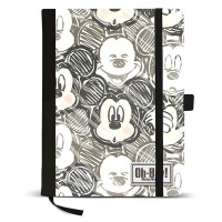 KARACTERMANIA - Mickey Mouse–Journal, Multicolore (Karactermania km-37551)