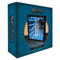 PALADONE - HARRY POTTER Deathly Hallows Infinity lumière, toile lampe