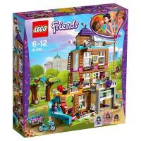 LEGO - LEGO Friends - La maison de l'amitié - 41340 - Jeu de Construction