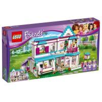 LEGO - LEGO Friends - La maison de Stéphanie - 41314 - Jeu de Construction