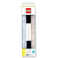 LEGO - Lego - LG51505 - Loisir créatif - Papèterie - Lot de 2 Stylos Gel, Noir