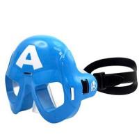 MARVEL - Eolo Colorbaby Masque de plongée pour enfant Captain America