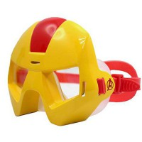 MARVEL - Eolo Colorbaby Masque de plongée pour enfant Ironman