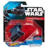 HOT WHEELS - Star Wars Hot Wheels Tie véhicule avancée