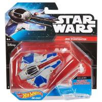 HOT WHEELS - Véhicule d'interception Jedi Star Wars Starship Star Wars Hot Wheels