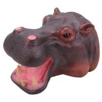 AURORA - Marionnette d'hippopotame