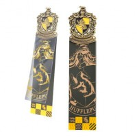 NOBLE COLLECTION - Hufflepuff Crest Marque Page