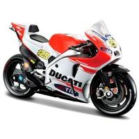 """MAISTO - Maisto MOTO M31588Echelle 1/18"""" The Moto GP 2015–Ducati Desmosedici Vélo porté par ET rea Iannone modèle"""