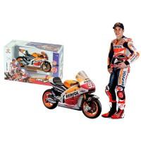 MAISTO - Maisto–Moto GP Honda Repsol Marc Marquez 34592, Multicolore (1)