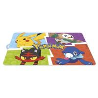 STOR - enfant en bas âge de Pokemon napperon décalé facile
