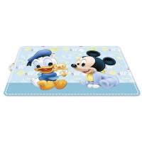 STOR - Disney Mickey bébé napperon facile décalé