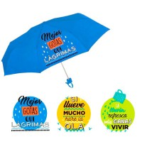 BAGGY - Umbrella pliant Phrases baggy