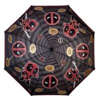 BIOWORLD - Marvel Deadpool folding Parapluie. 53cm