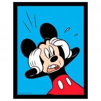 PYRAMID - Disney Choqué Mickey encadrée
