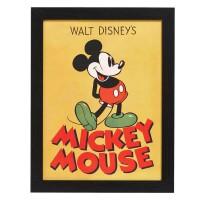 PYRAMID - Disney Mickey classique encadrée