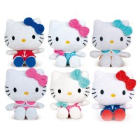 SANRIO - Hello Kitty assortiment peluche jouet 13cm