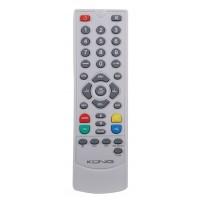 TELECOMMANDE KONIG POUR RECEPTEURS DVB-T /SATELLITE