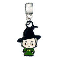 THE CARAT SHOP - Harry Potter Cutie Collection Charm Professor McGonagall (Silver Plated) Pendentif