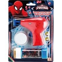 DULCOP - DULCOP - 500060300 - Bulles De Savon - Pistolet Spiderman