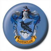 PYRAMID - Harry Potter Bouton Badge Broche Serdaigle École Crête Logo Officiel