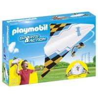 PLAYMOBIL - Playmobil Deltaplane Jaune, 9206