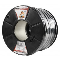 König professional shielded audio cable on reel 100 m