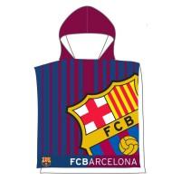 FC BARCELONA - FC Barcelone poncho serviette