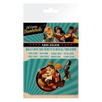GB EYE - DC Comics CH0255 Harley Quinn Bombshell - Titulaire de la carte - Multicolore