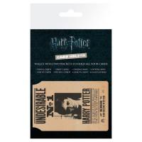 GB EYE - GB Eye, Harry Potter, Undesirable No 1, Porte Carte,
