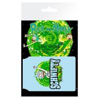 GB EYE - Rick & 38 titulaire de la carte Morty Schwiffy