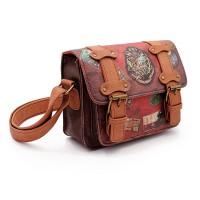 KARACTERMANIA - Karactermania Harry Potter Railway-Satchel sac bandoulière Sac bandoulière, 20 cm, Marron (Brown)